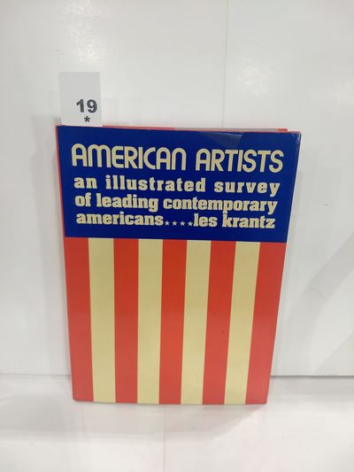 Image for American Artists: an Illustrated Survey of Leading Contemporary Americans