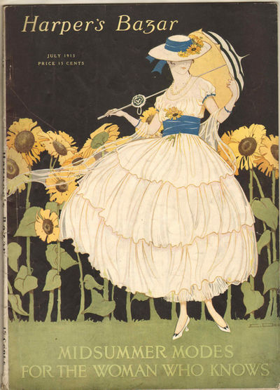 Image for Harper's Bazar (Harper's Bazaar) July 1915 (Magazine)