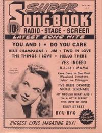 SUPER_SONG_BOOK_Radio_Stage_Screen_Latest_Song_Hits_Volume_1_No_1