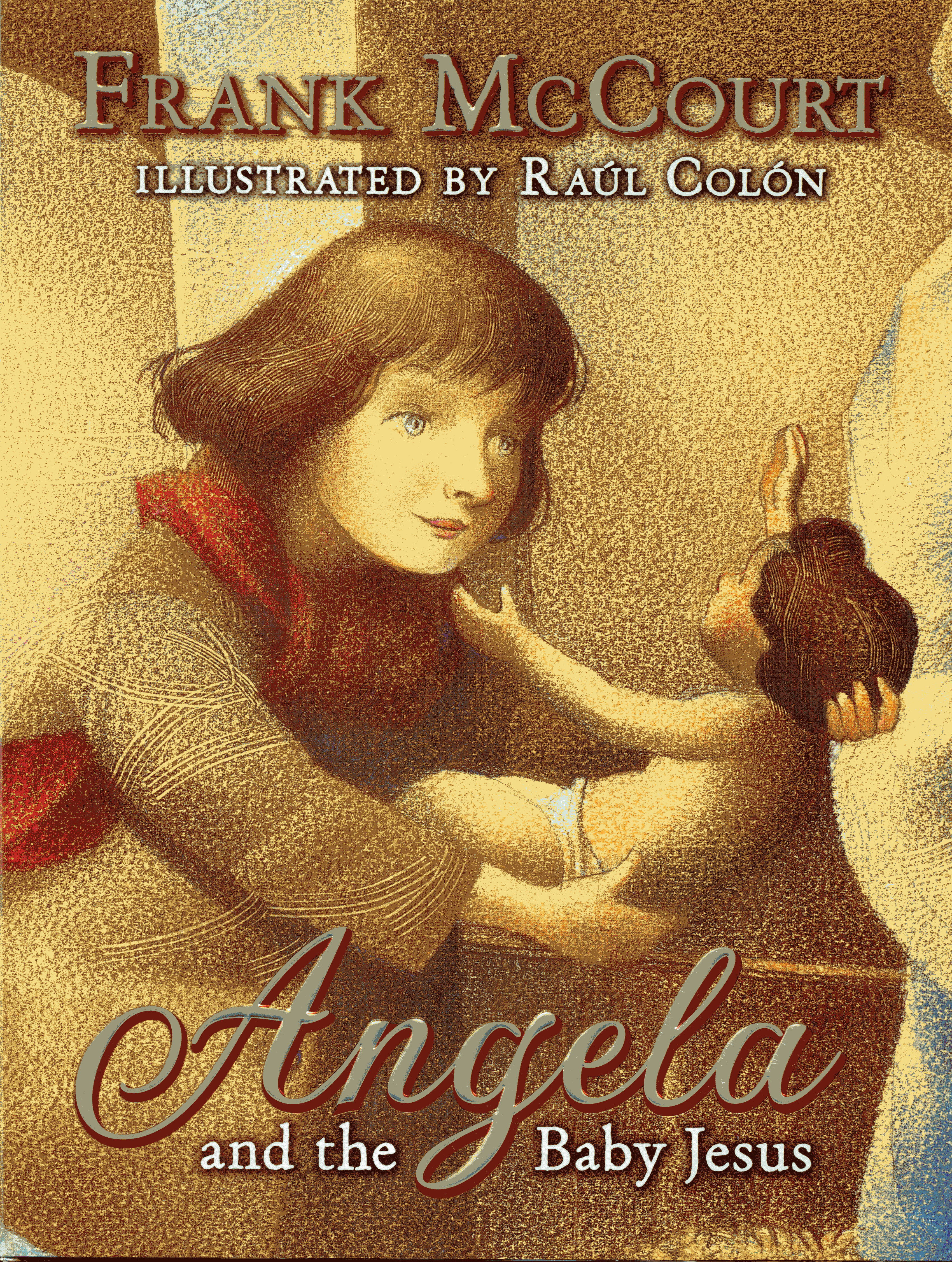 Image for Angela and the Baby Jesus: (Children's Edition) (Signed X2)