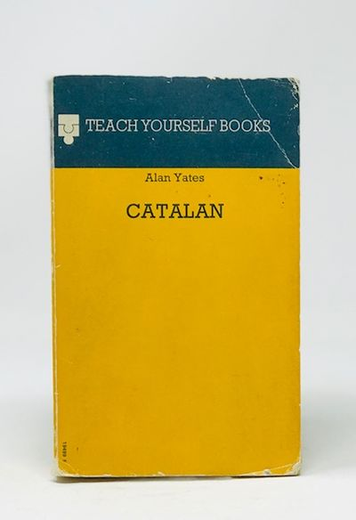 Catalan (Teach yourself books), Alan Yates