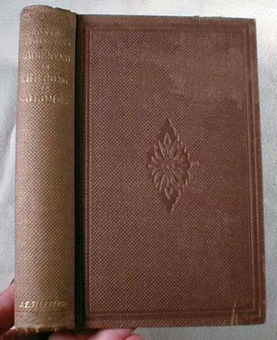 Image for Solomon's Song:  Translated and Explained, in Three Parts.  I. The Manucuction, II. The Version, III. The Supplement