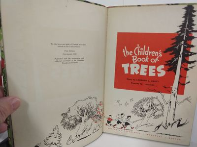 Image for The Children's Book of Trees
