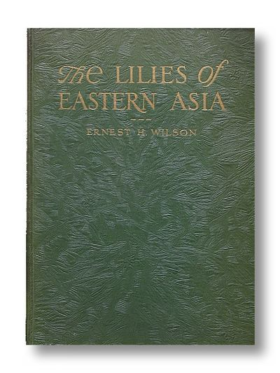 The Lilies of Eastern Asia: a Monograph, Wilson, Ernest H.