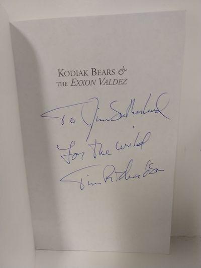 Image for Kodiak Bears  the Exxon Valdez (SIGNED)