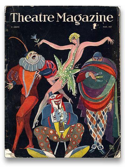 Theatre Magazine May 1927 Vol. XLV, No. 314