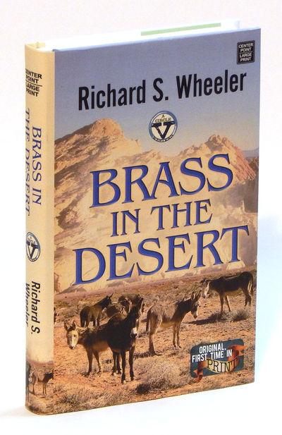 Brass in the Desert (Large Print)