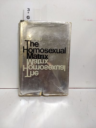 Image for The Homosexual Matrix