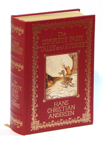 COMPLETE FAIRY TALES AND STORIES, Andersen, Hans Christian