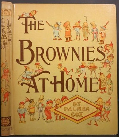 The brownies at home by palmer cox used books for Cox at home