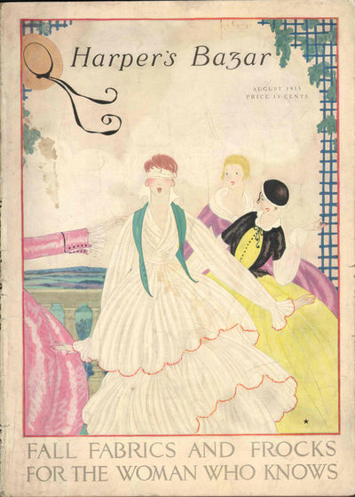Image for Harper's Bazar (Harper's Bazaar) 1915 August  (Magazine)