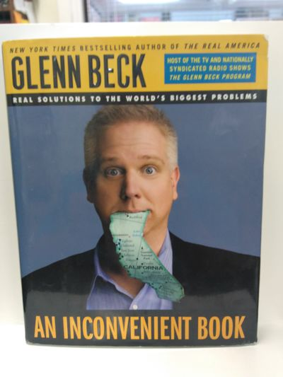 Image for An Inconvenient Book Real Solutions to the World's Biggest Problems