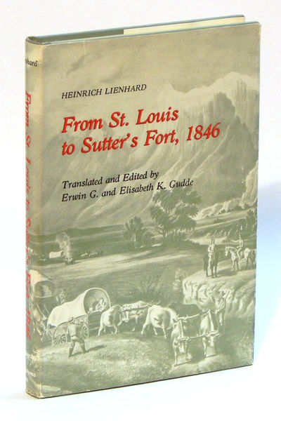 From St. Louis to Sutter's Fort, 1946, Lienhard, Heinrich