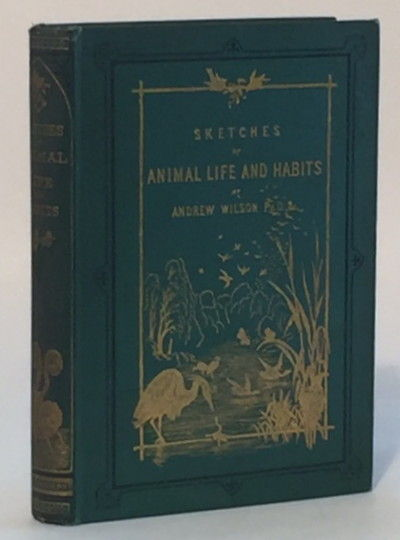 Sketches of Animal Life and Habits, Wilson, Andrew