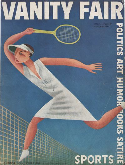 Image for Vanity Fair Magazine, August, 1932 - Cover Only