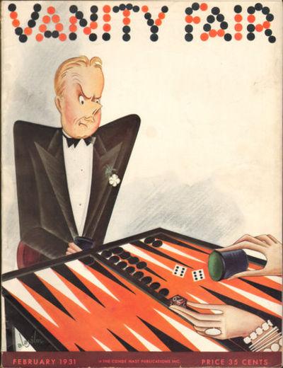 Image for Vanity Fair  1931 February  Issue (Magazine)