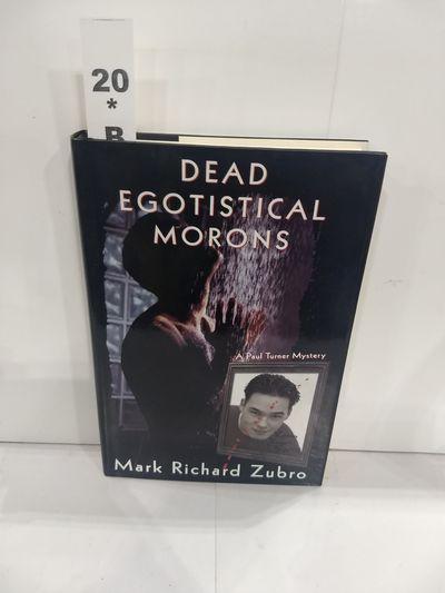Image for Dead Egotistical Morons