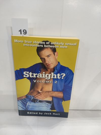 Image for Straight? Volume 2: More True Stories of Unexpected Sexual Encounters Between Men