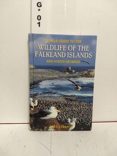 Image for Collins Field Guide to the Wildlife of the Falkland Islands and South Georgia (SIGNED)