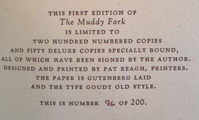 Muddy Fork, Crumley, James