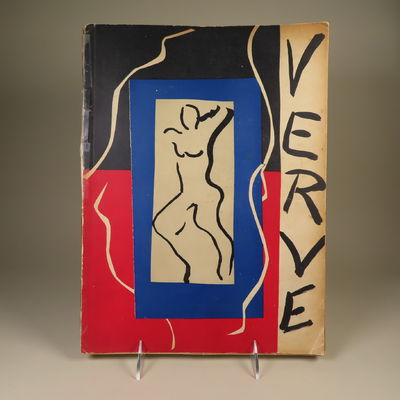 Image for Verve Volume 1, Number 1 (December 1937) An Artistic and Literary Quarterly