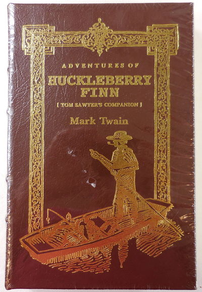 Image for The Adventures of Huckleberry Finn (Tom Sawyer's Companion). Collector's Edition