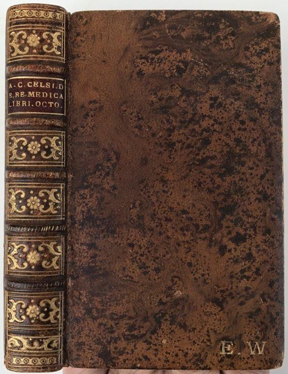 Image for De re medicina libri octo. Editio nova, curantibus P. Fouquier in sal. Par facultate professore, et F. S. Ratier. D. M. P.