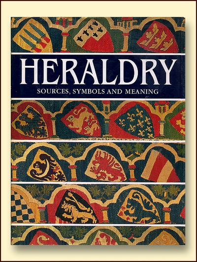 Heraldry Sources, Symbols and Meaning, Neubecker, Ottfried