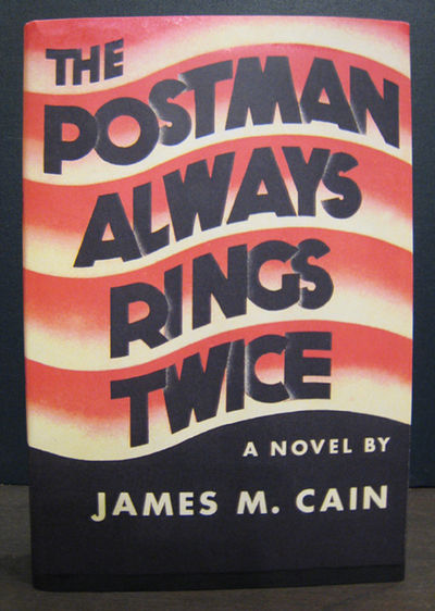 collectible copy of The Postman Always Rings Twice
