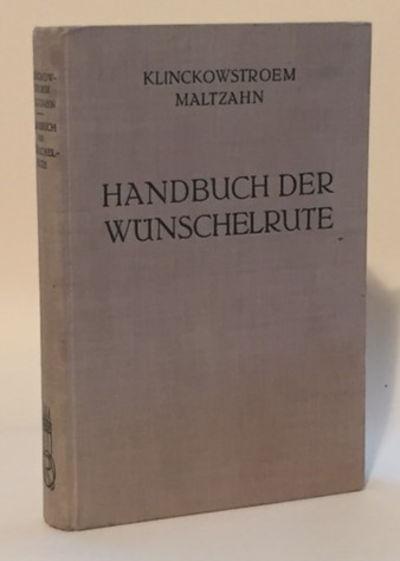 Handbuch der Wunschelrute Dowsing Rod Handbook