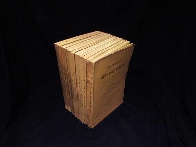 Image for Bibliographie Arabe: Bibliographie des Ouvrages Arabes ou Relatifs aux  Arabes publies dans l'Europe Chretienne de 1810 a 1885 (12 Volume Set)