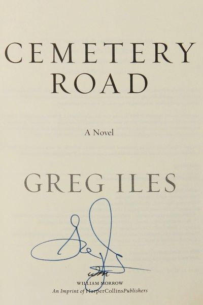 Image for Cemetery Road (Signed)