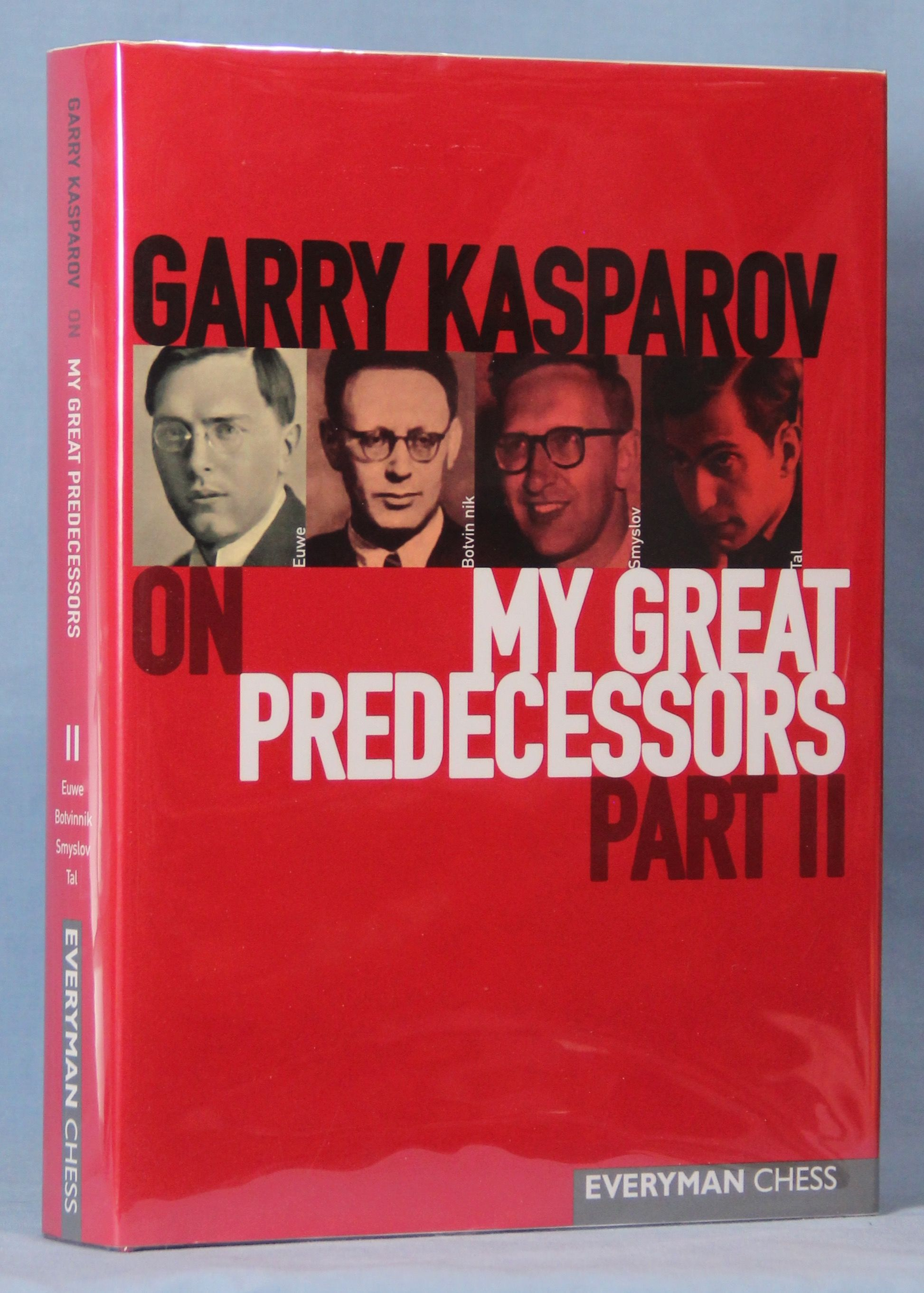 Image for Garry Kasparov on My Great Predecessors, Part II (Signed)