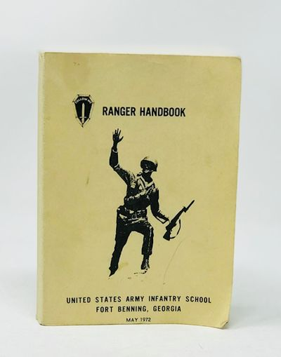Ranger Handbook  United States Army Infantry School   1972
