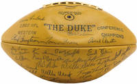 Run_To_Daylight_with_1962_NFL_Champions_Green_Bay_Packers_Team_Signed_Football