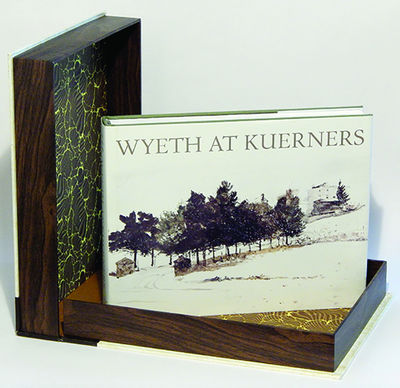Wyeth at Kuerners, Wyeth, Betsy