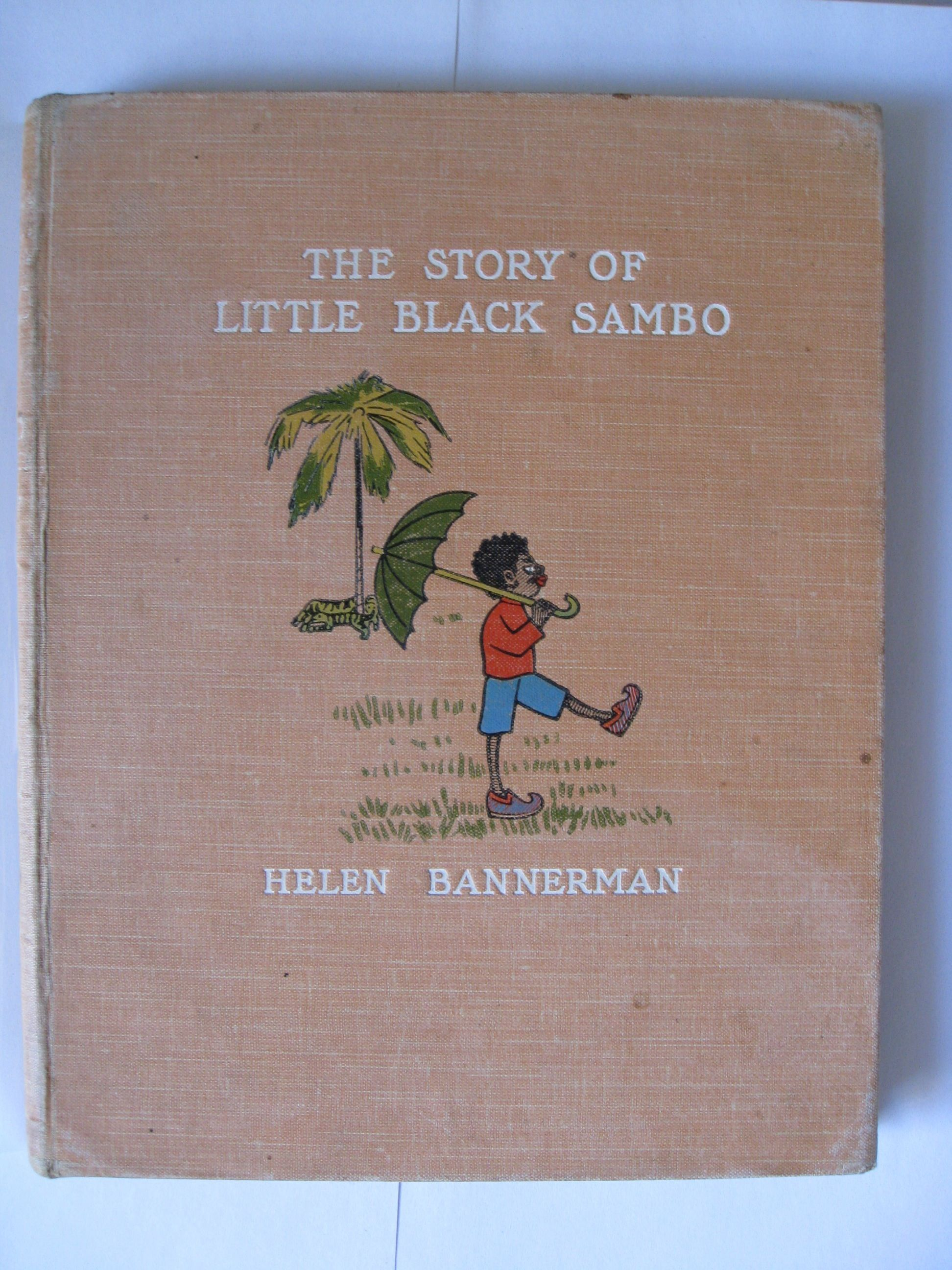 The Story Of Little Black Sambo By Helen Bannerman - Used ...