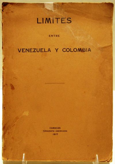 Image for Limites entre Venezuela y Colombia (L?mites entre Venezuela y Colombia)