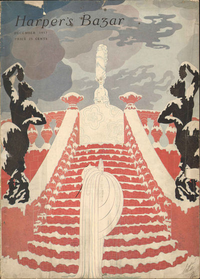 Image for Harper's Bazar (Harper's Bazaar) 1917 December  (Magazine)