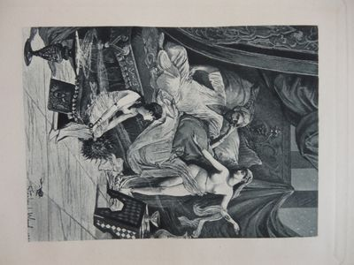 Image for One Hundred Illustrations to Captain Sir Richard Burton's translation of  The Arabian Nights from Original Paintings by Stanley L. Wood. Limited to  250 copies of which this is number 128.