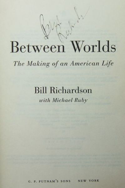 Image for Between Worlds: The Making of an American Life