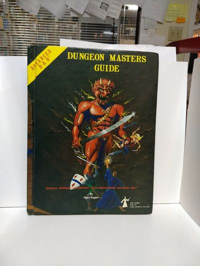 Image for Advanced Dungeons and Dragons: Dungeon Master's Guide (Dungeons & Dragons)