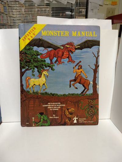 Image for Advanced Dungeons and Dragons Monster Manual: Special Reference Work (Dungeons & Dragons)