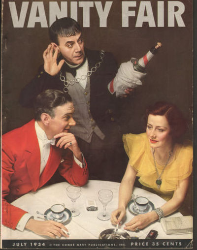 Image for Vanity Fair July 1934 Issue (Magazine)