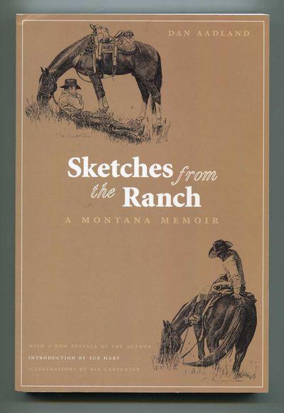 Sketches from the Ranch: A Montana Memoir, Aadland, Dan