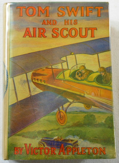 Tom Swift and His Air Scout; or Uncle Sam's Mastery of the Sky, Appleton, Victor