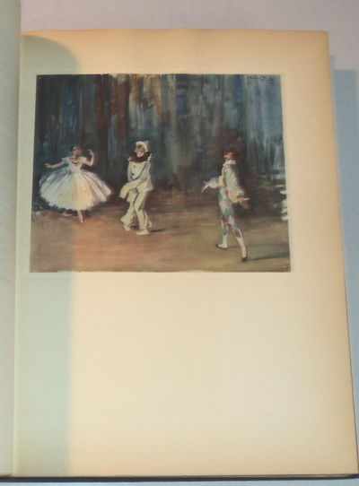 TRIBUTE TO BALLET, in poems by John Masefield and pictures by Edward Seago., (Seago, Edward). Masefield, John.