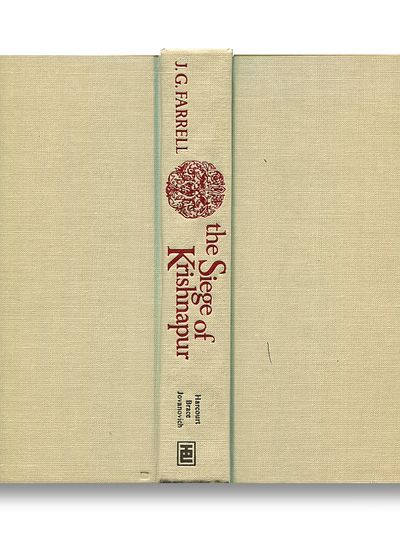 The Siege of Krishnapur, J. G. Farrell
