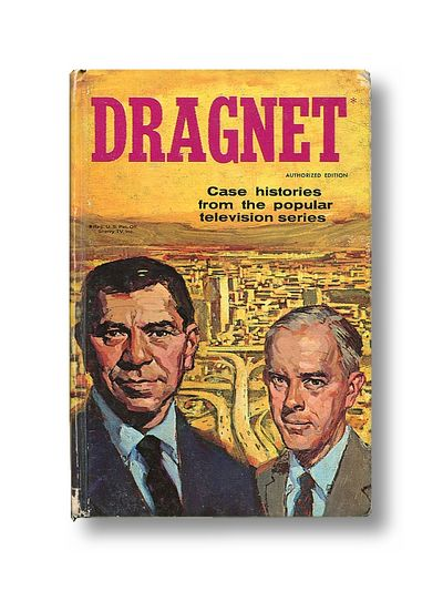Dragnet Case Histories from the Popular Television Series, Deming, Richard