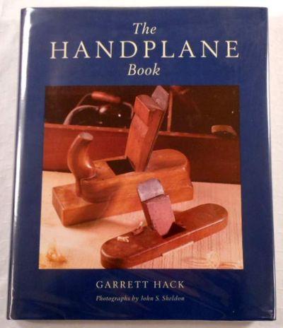 Handplane Book, Hack, Garrett.  Photographs By John S. Sheldon